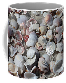 Shells On Treasure Island Coffee Mug