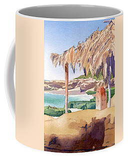Shelter At Wind 'n Sea Beach Lj Coffee Mug