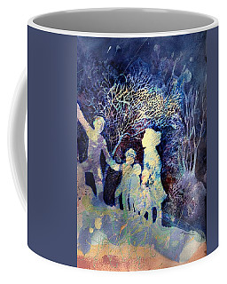 Shelter From The Storm Coffee Mug by Marilyn Jacobson