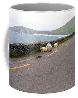 Coffee Mug featuring the photograph Shelter by Suzanne Oesterling