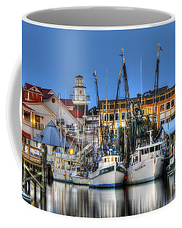 Shem Creek Coffee Mug