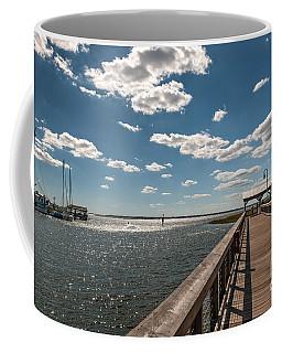 Shem Creek Pavilion  Coffee Mug