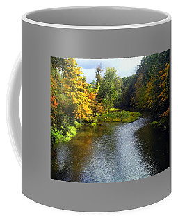 Shenago River @ Iron Bridge Coffee Mug
