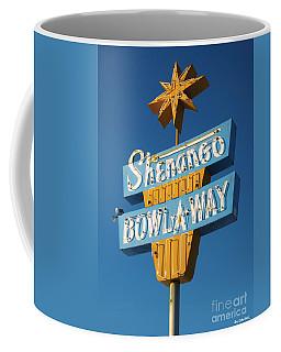 Shenango Bowl-a-way Coffee Mug
