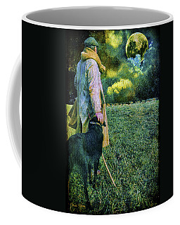 Shepherd And Moon Coffee Mug