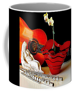 Coffee Mug featuring the photograph Sherrie's Delight by Elf Evans