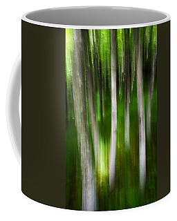 Coffee Mug featuring the photograph Shifted Perspective by Serge Skiba