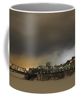 Shimmer Of Pearl.. Coffee Mug by Nina Stavlund