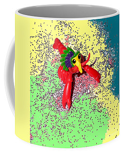 Coffee Mug featuring the photograph Shimmering Lobster by Joseph Baril