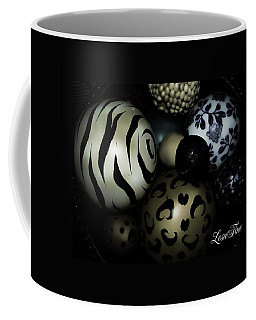 Shimmery Spheres Coffee Mug