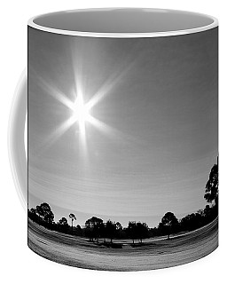 Coffee Mug featuring the photograph Shine And Rise by Faith Williams