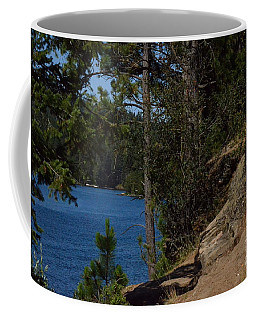 Shine On Coffee Mug by Greg Patzer