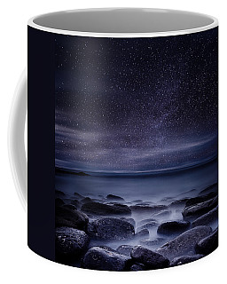 Shining In Darkness Coffee Mug