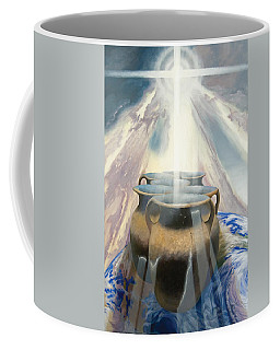 Second Corinthians Four Verse Seven Coffee Mug