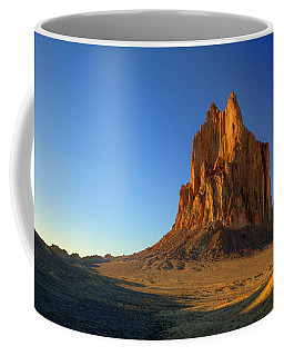 Shiprock Sunset Coffee Mug