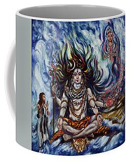 Shiva - Ganga - Harsh Malik Coffee Mug