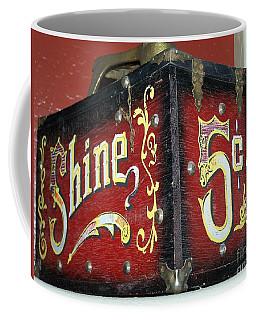 Shoe Shine Kit Coffee Mug