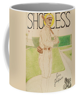 Shoeless Joe Jackson Coffee Mug by Rand Swift