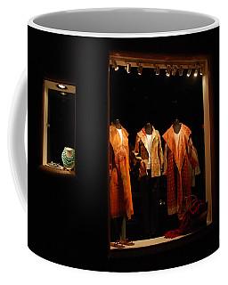 Shop Window Coffee Mug