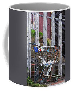 Shopping Cart Coffee Mug