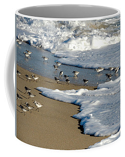 Shore Birds South Florida Coffee Mug