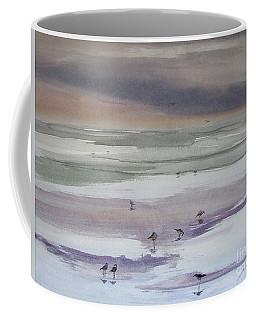 Shoreline Birds II Coffee Mug