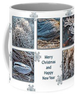 Coffee Mug featuring the photograph Shoreline Christmas by Randi Grace Nilsberg