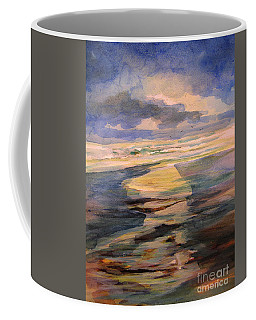 Shoreline Sunrise 11-9-14 Coffee Mug