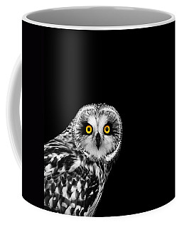 Short-eared Owl Coffee Mug