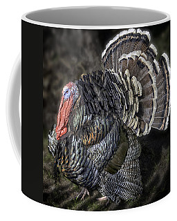 Short Feathers Tom Coffee Mug