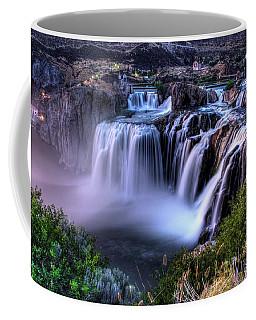 Shoshone Falls Coffee Mug