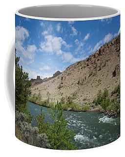 Shoshone River Coffee Mug