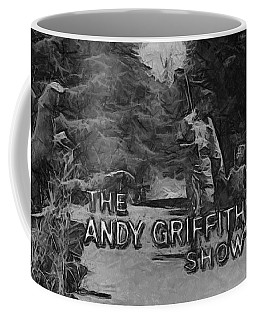 Show Cancelled Coffee Mug by Paulette B Wright