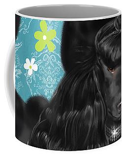 Show Dog Poodle Coffee Mug