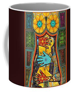 Show Of Hands Coffee Mug