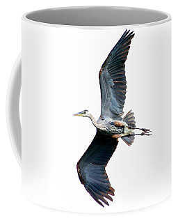 Showing Some Leg Coffee Mug by Heather King