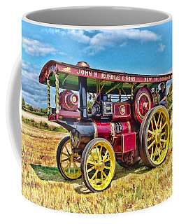 Showmans Engine Coffee Mug