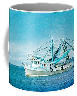 Shrimp Trawler Coffee Mug