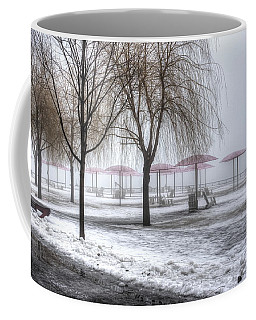Shrouded Coffee Mug