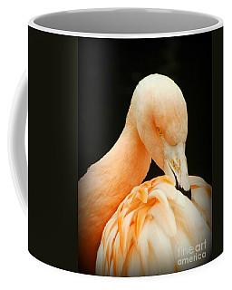 Shy Coffee Mug by Clare Bevan