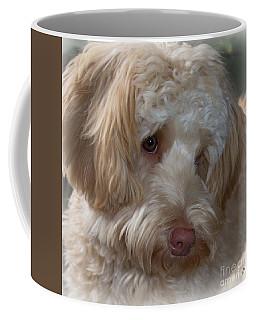 Shy Doodle Coffee Mug