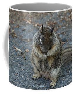 Shy Guy  Coffee Mug