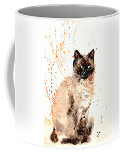 Siamese Beauty Coffee Mug