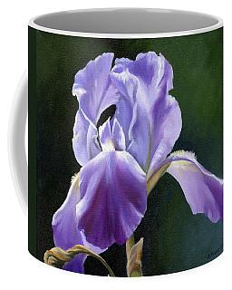 Siberian Iris Coffee Mug