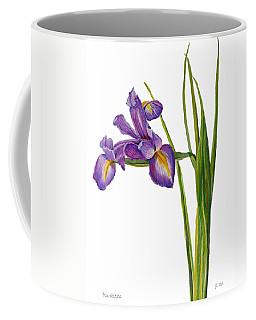Siberian Iris - Iris Sibirica Coffee Mug