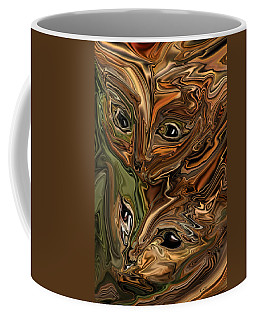 Sibling  Coffee Mug by Rabi Khan