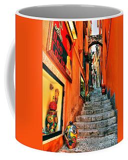 Sicilian Steps Coffee Mug