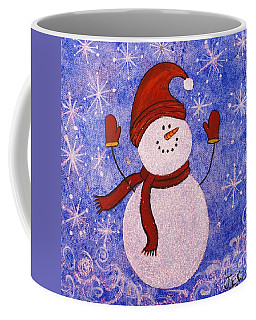 Sid The Snowman Coffee Mug