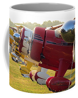 Side By Side. Oshkosh 2012 Coffee Mug