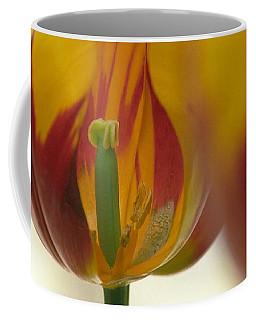 Side Of The Tulip Coffee Mug